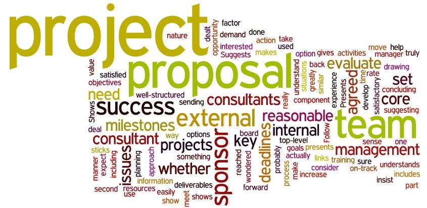 Wordle - Ensure Project Success by demanding Proposal
